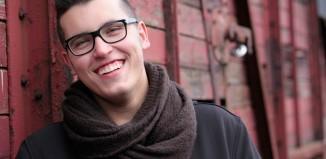 Smiling Man, Julie Santiago, Goaly Blog