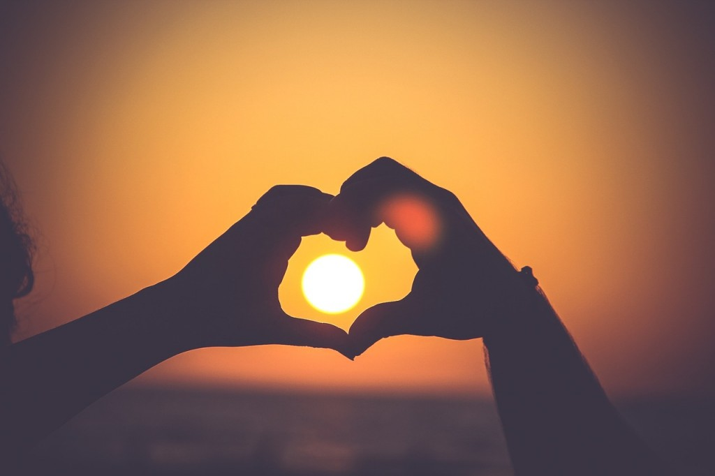 Heart and Sunset, Relationships, Goaly Blog