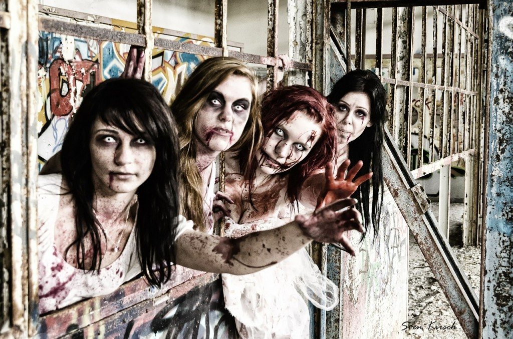 Girl Zombies, Goaly Blog